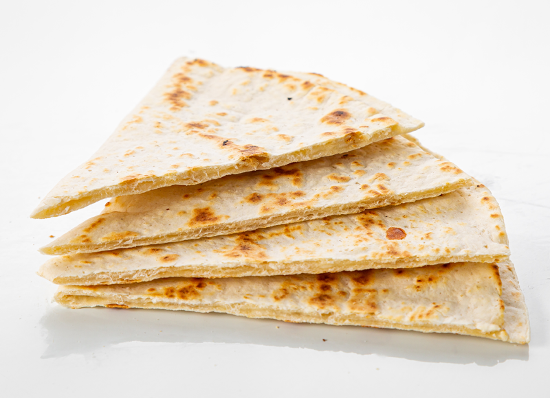 Тортилья, запечённая с сыром